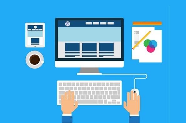 Image result for wordpress web design